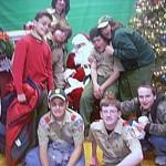 Christmas Village-December 2008