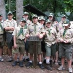Camp Davy Crocket, Summer Camp In Tennessee July 2008