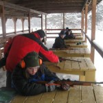 Winter Rifle Range